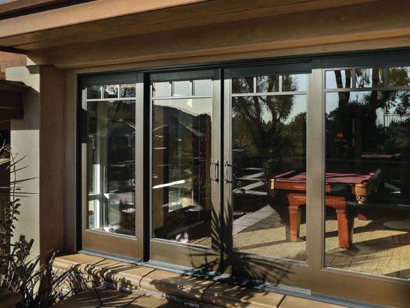 PACIFIC SHORES WINDOWS & DOORS
