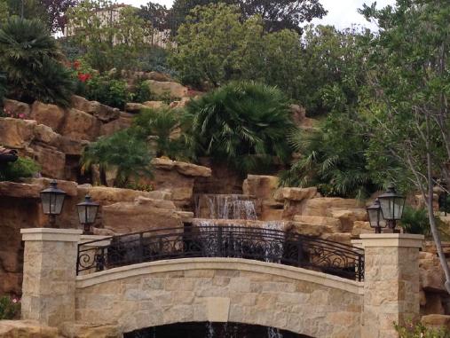 STONEFACE: Waterfalls & Bridges