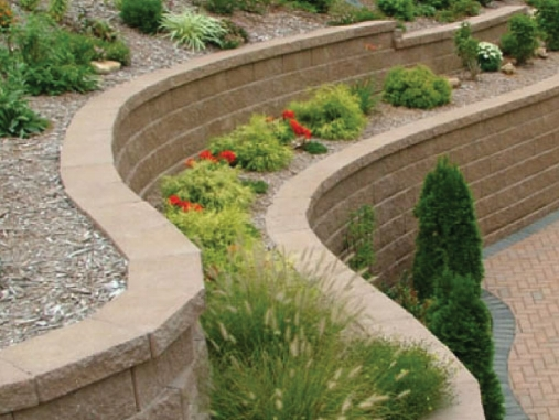 MULTI-LEVEL LANDSCAPING