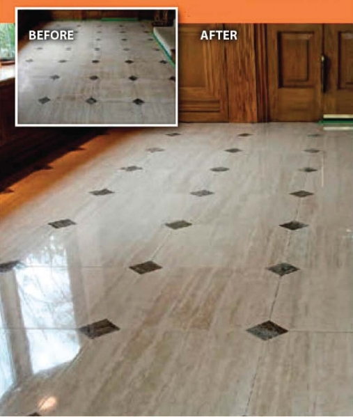 marble & Concrete Transformerz Before & After