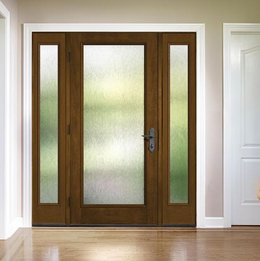 HOMESTORY — Custom Door Replacement
