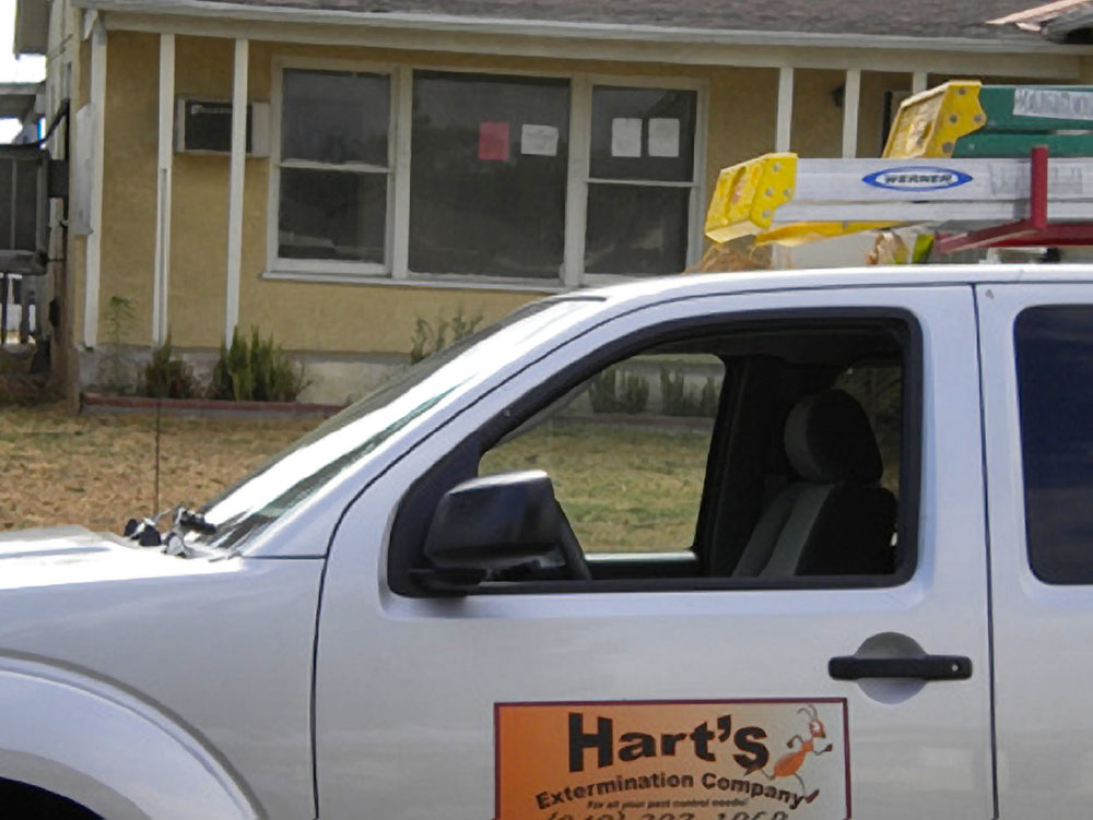Hart's Extermination Co.