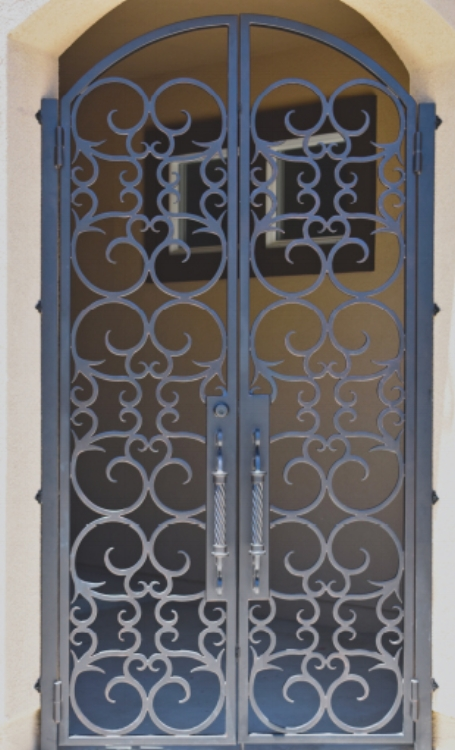 ARTISTIC IRON DOORS