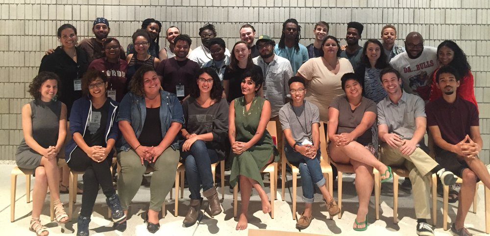 2016 Incubator Fellows