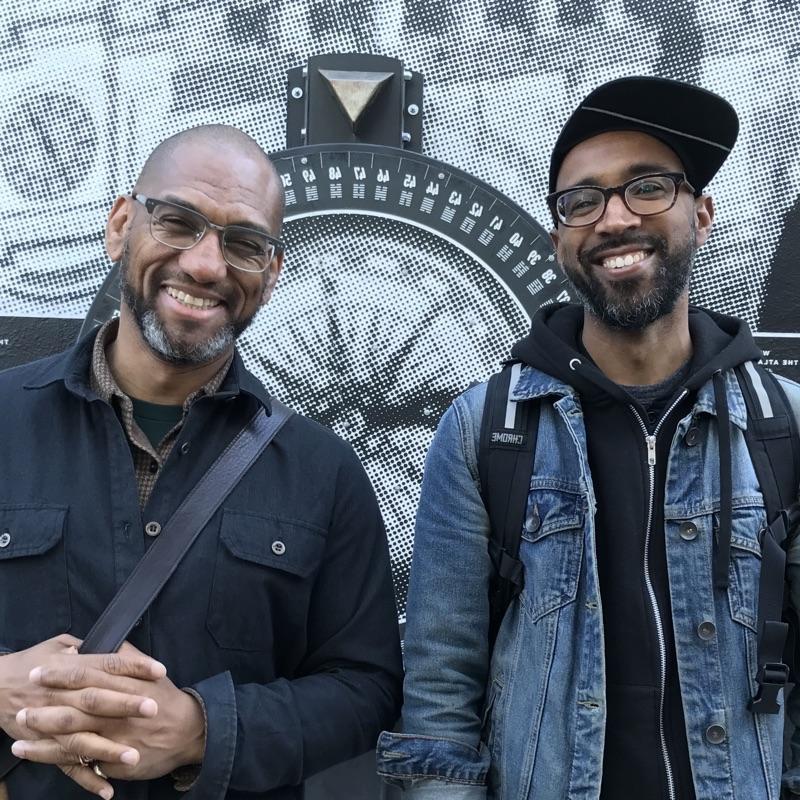 King Britt & Joshua Mays  Philadelphia & Oakland