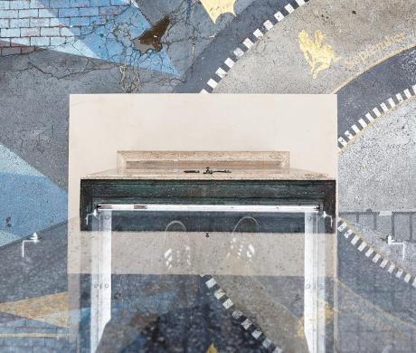 Mel Chin, Two Me, Monument Lab 2017 (Steve Weinik/Mural Arts Philadelphia)