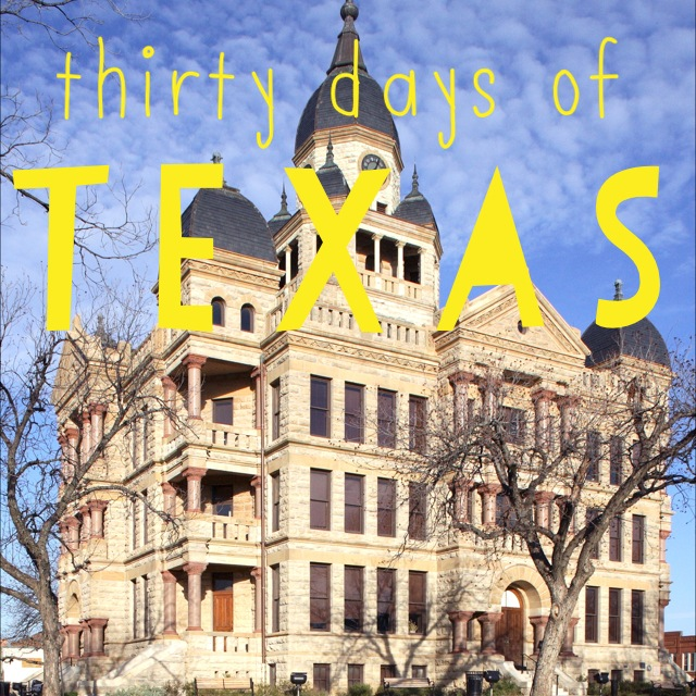 30 days of texas