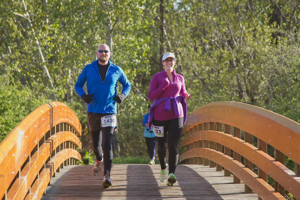 Alberta's River Run   May 22, 2016    Register now