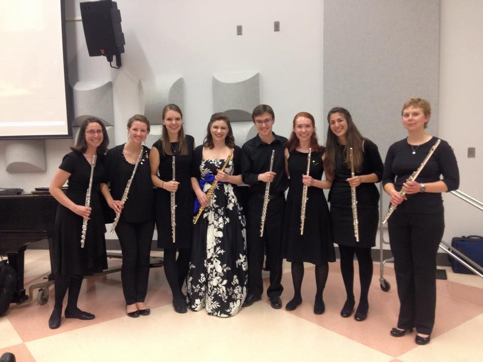 Lawrence University Flutes