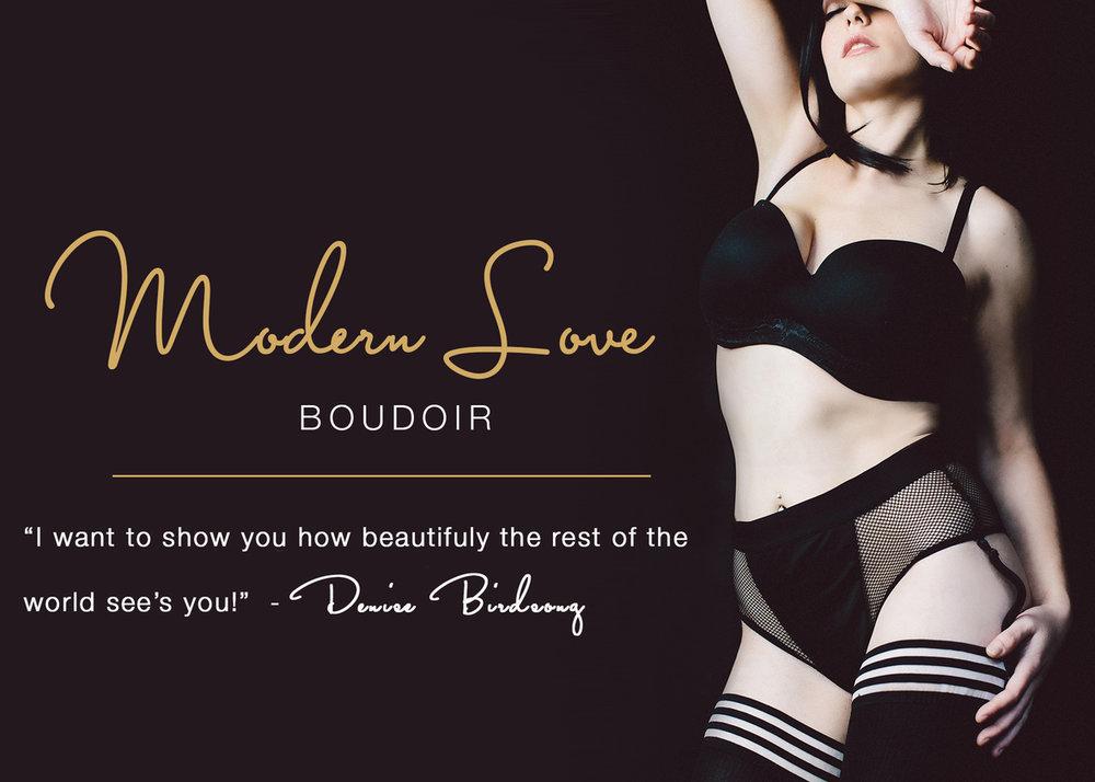 Modern love Boudoir
