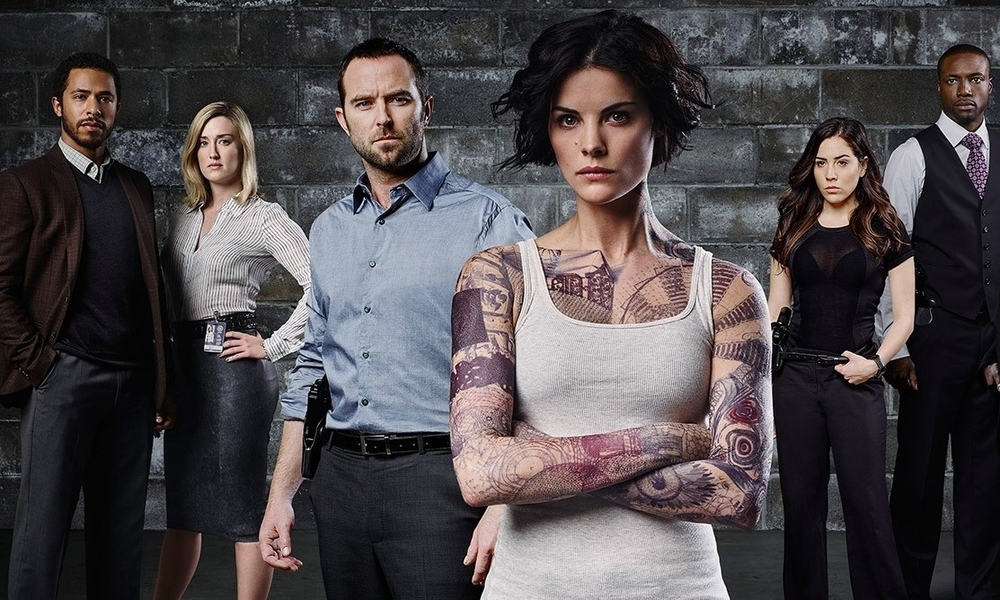 Blindspot (TV series)