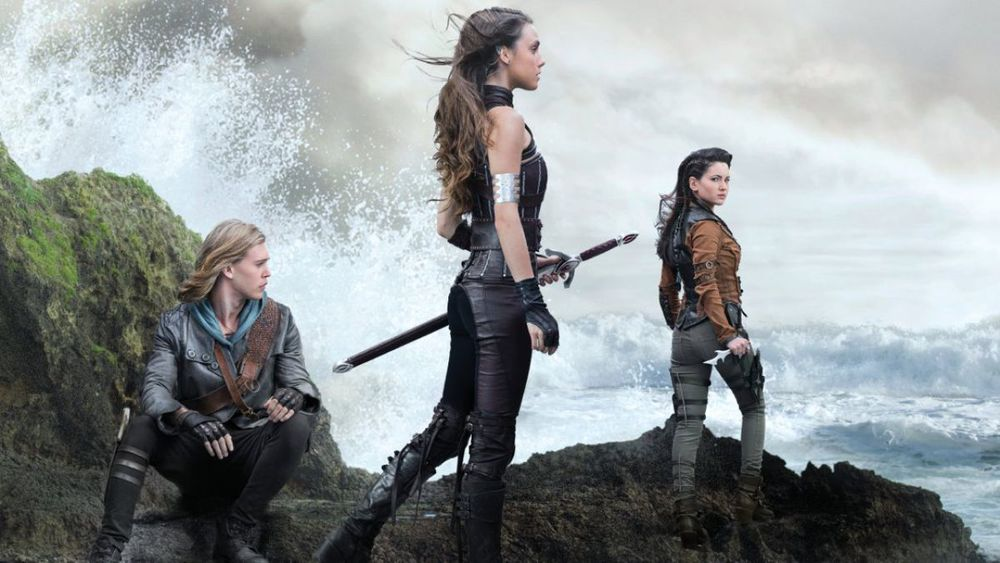 The Shannara Chronicles TV Series