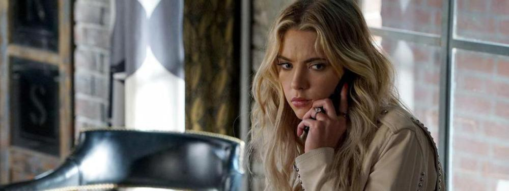 Hanna's call from the dead.