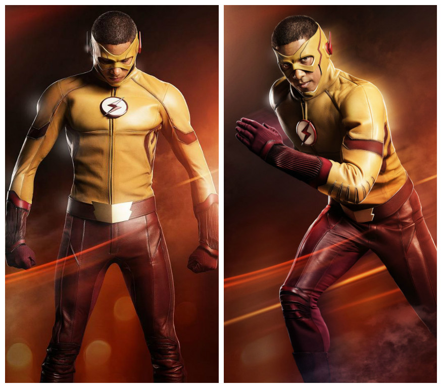 Wally West/Kid Flash
