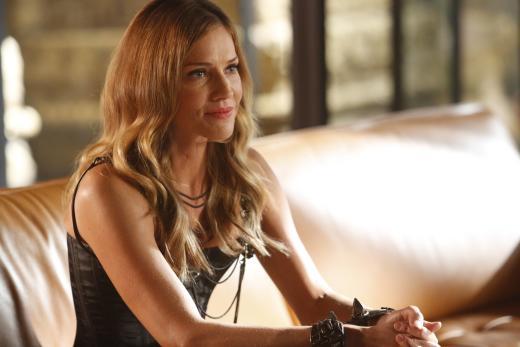 """Tricia Helfer as Lilith on FOX's """"Lucifer"""""""