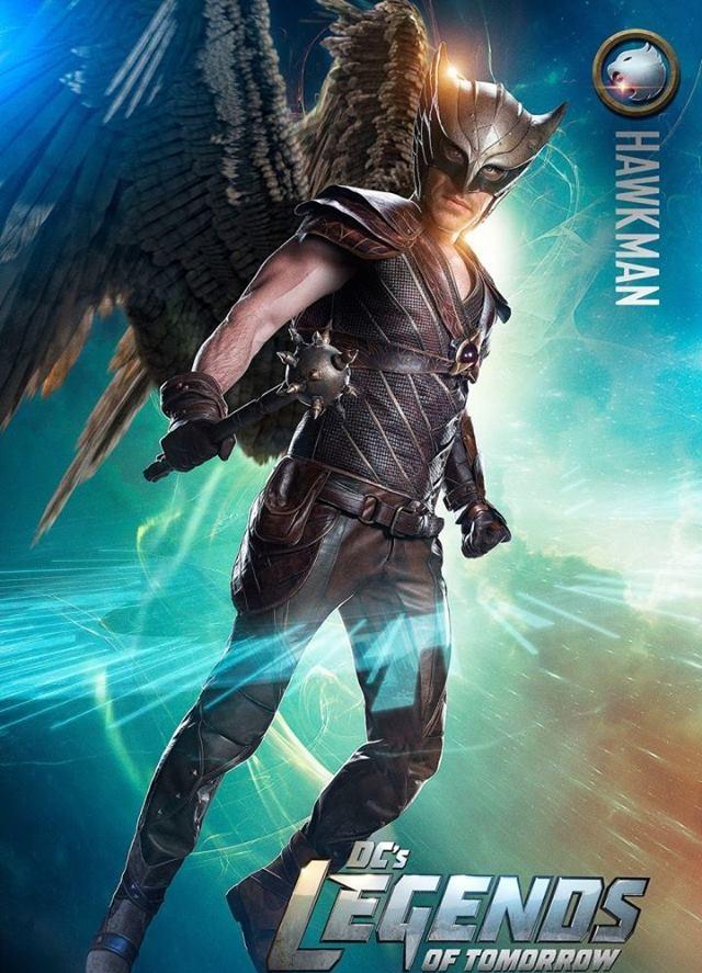Carter Hall/Hawkman