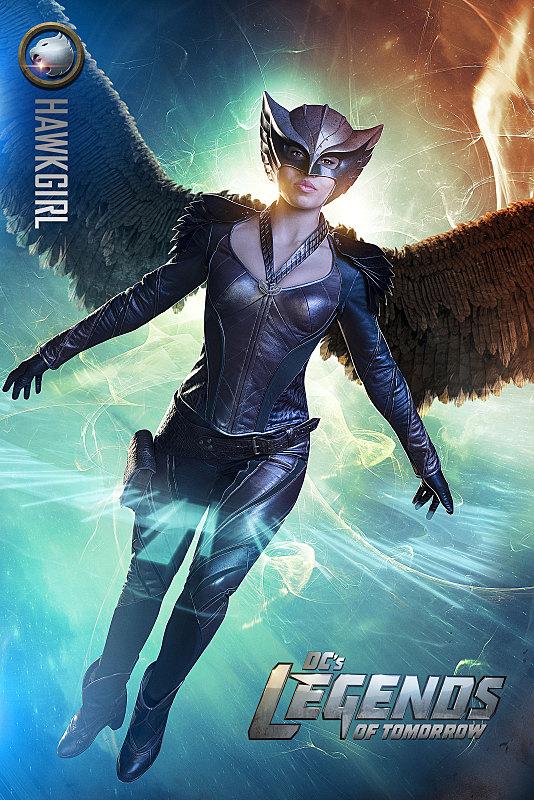 Kendra Saunders/Hawkgirl