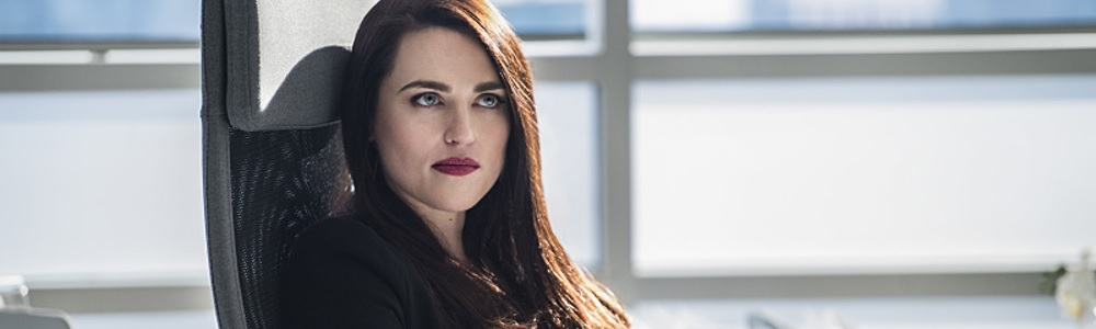 Meet Lena Luthor. Merlin fans will recognize her.