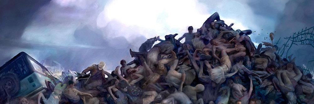 Bodies at the Nemeton