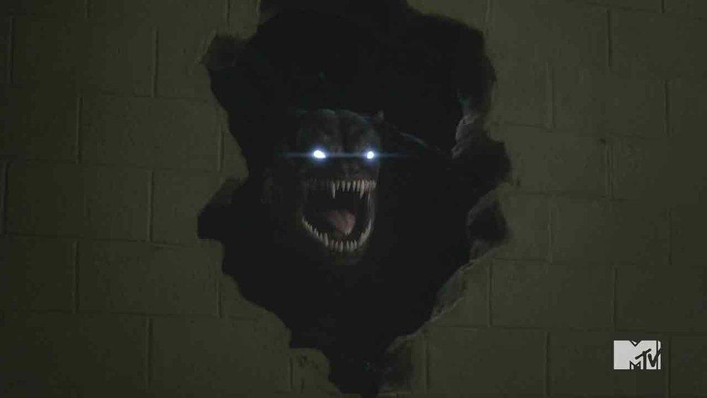 The Beast breaks through