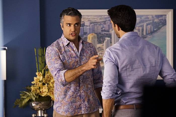 Let's consider the hotness that is Rogelio and Rafael.