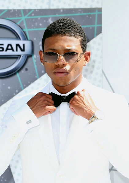 Bryshere Y Gray at the BET Awards.