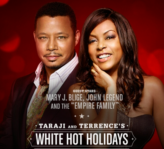 No Terrence Howard as co-host this year.