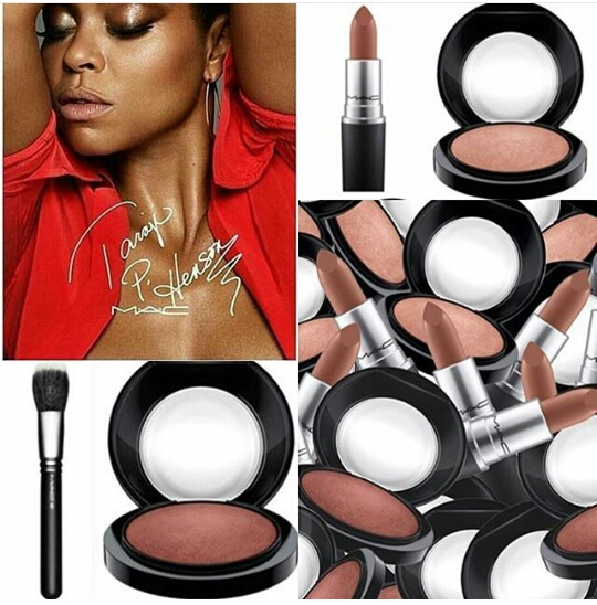 Purchase Taraji P. Henson Collection at MAC.com.