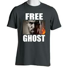 Free Ghost,  he innocent!