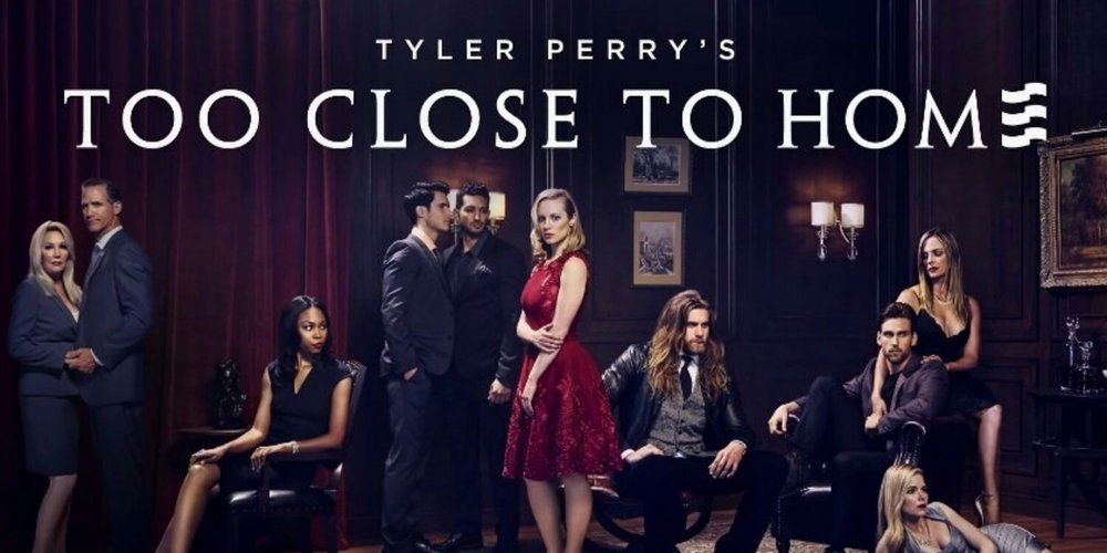 Too Close to Home is Tyler Perry first series with an all white cast.
