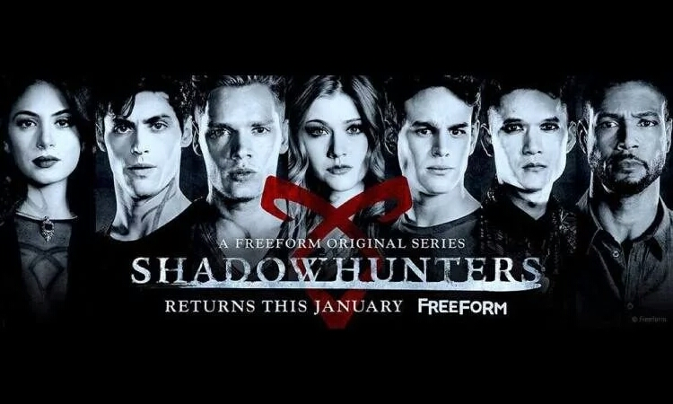 Don't forget to watch Shadowhunters, Mondays at 8 p.m. ET/PT on Freeform.