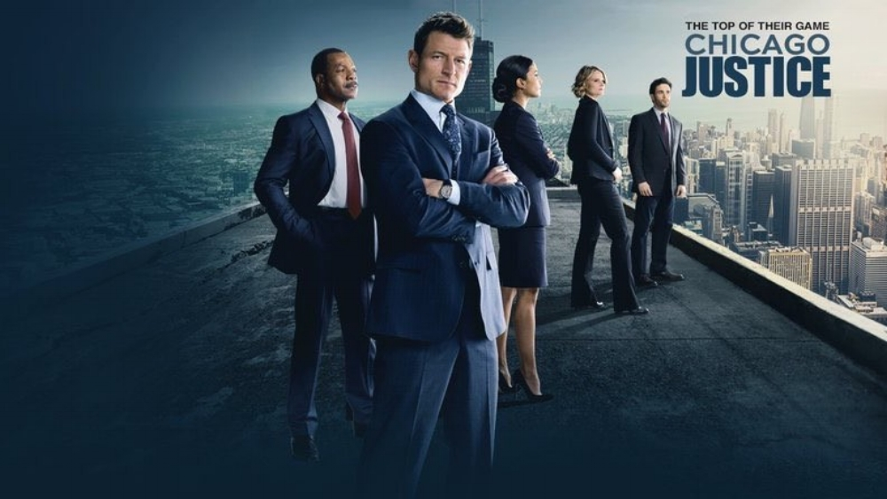 Chicago Justice (TV Series)