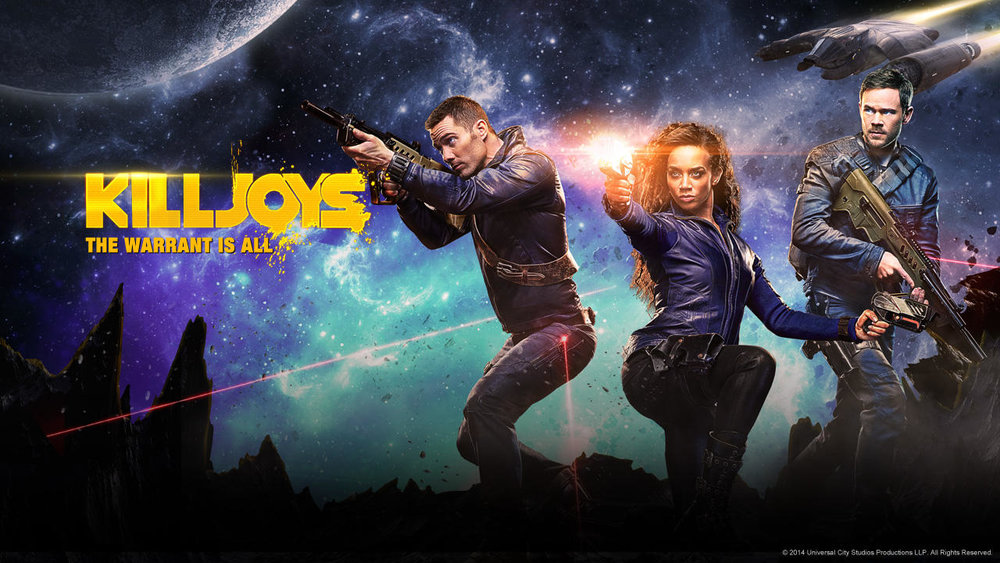 KILLJOYS (TV series)