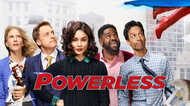 Powerless TV Series