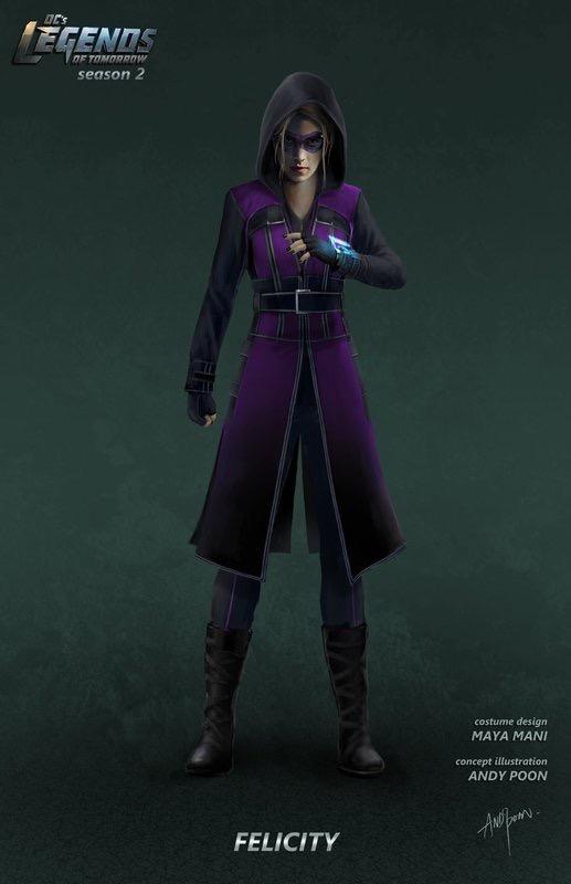 Full concept for Felicity