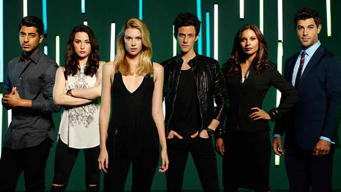 Stitchers TV Series