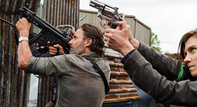 The Walking Dead Season 8 Episode 1 ' M  ercy' #100 Credit: www.amc.com
