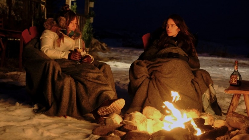 Wynonna Waverly around fire.jpg