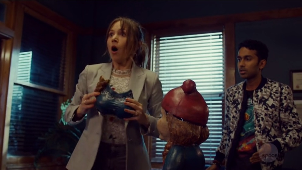 Waverly and the gnome boobs.jpg