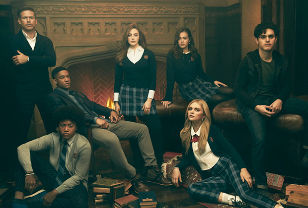 Legacies (TV series)