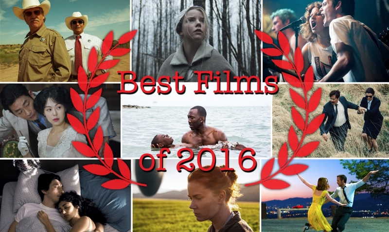 best films of 2016 and 2017