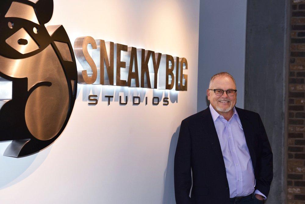 Bob Parsons Awarded the 2017 Visionary Award