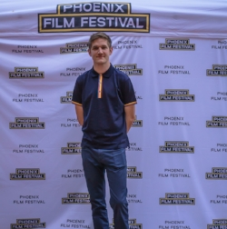 Bo Burnham at the 2018 Phoenix Film Festival. Photo by Jennifer Mullins