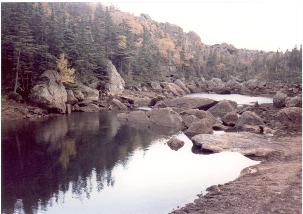LAKES AT CARTER NOTCH HUT