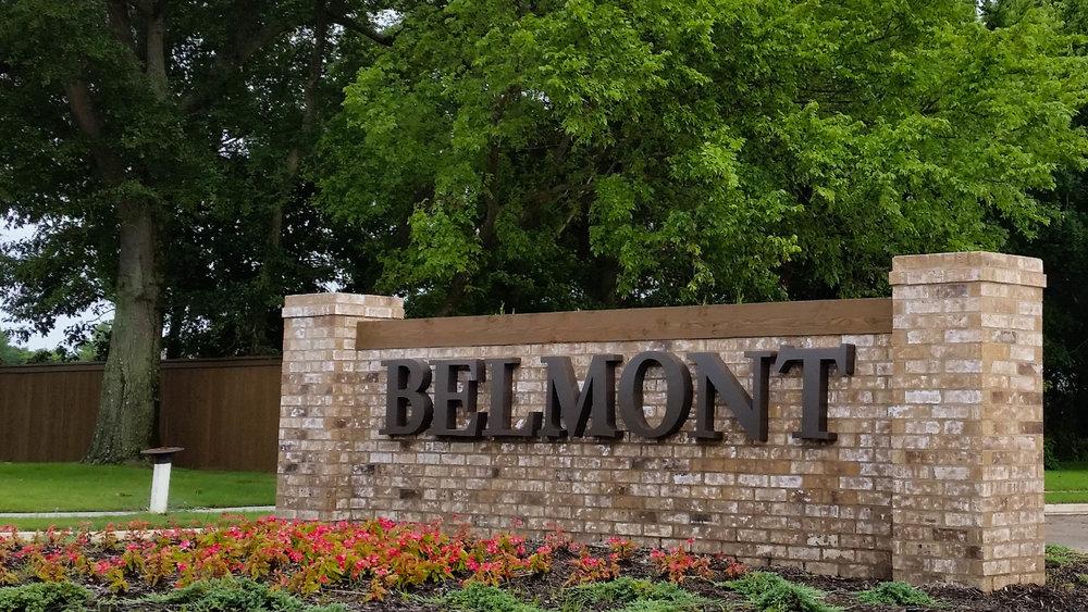 <strong>BELMONT</strong><br><i>Arlington</i></br>