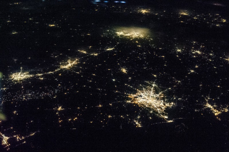 Texas-at-night