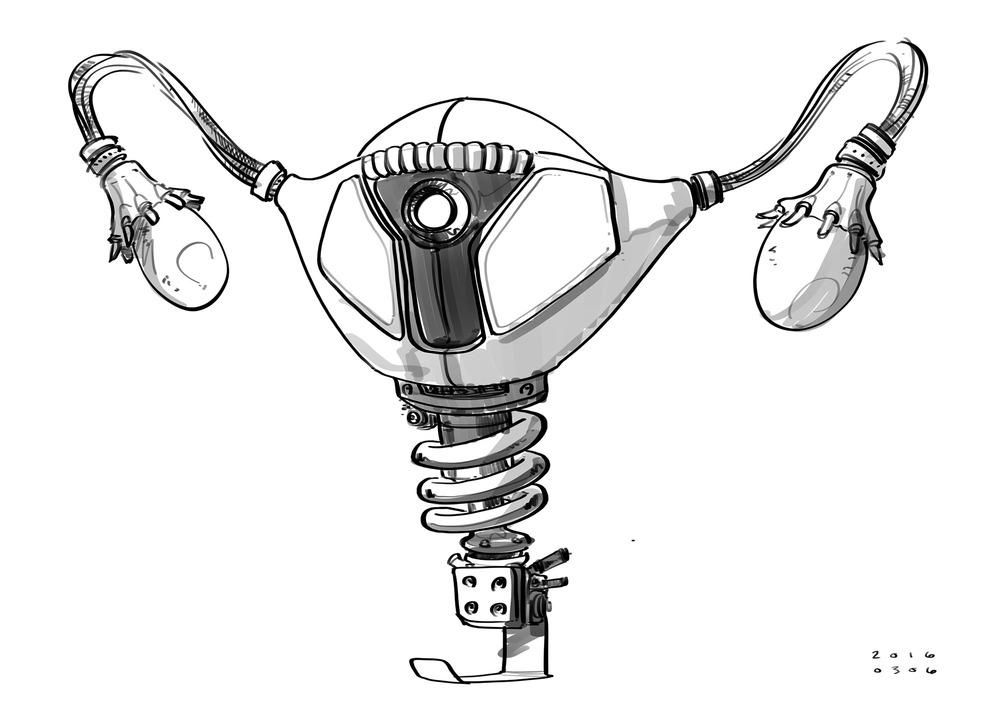 Uterus Bot