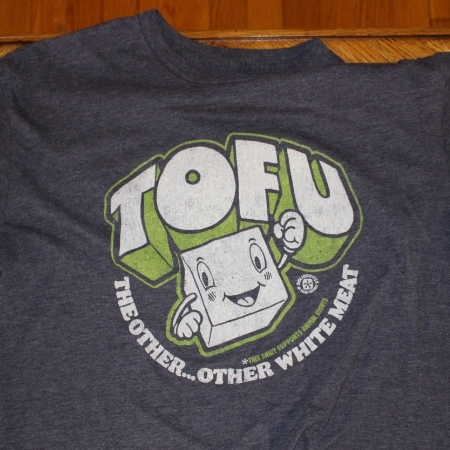 Tofu - the cutest of all soy products!