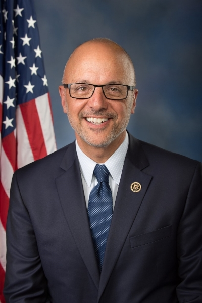 "US Congressman Ted Deutch says: ""I think a lot more about what we eat and the impact that it has not just on our bodies, but on our environment and on our world — and that's a direct result of my decision to become a vegan."" He should probably wear a silly headband like JP Sears."