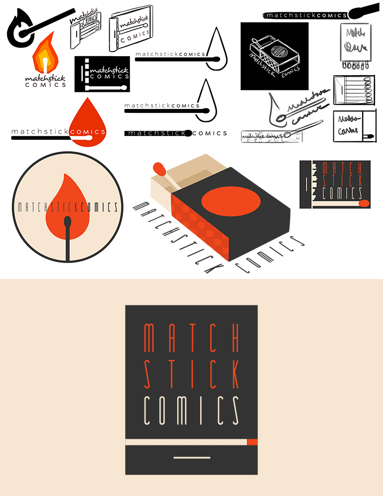 Matchstick Comics
